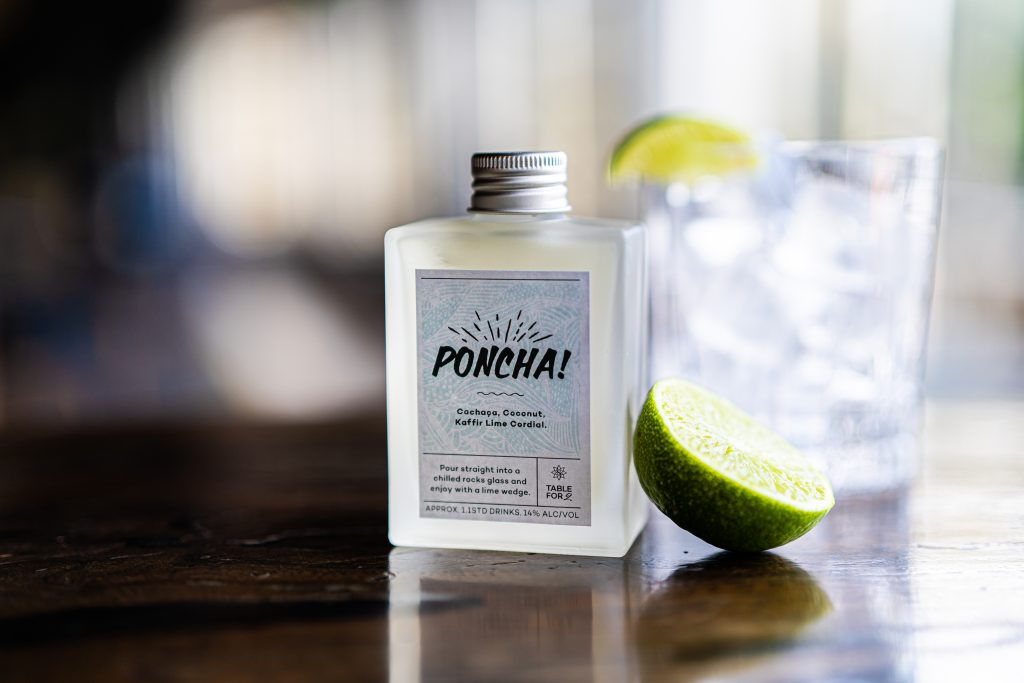 Pre-batched Poncha cocktail