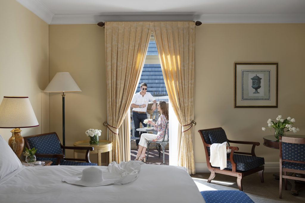 Treasury Brisbane Hotel Room