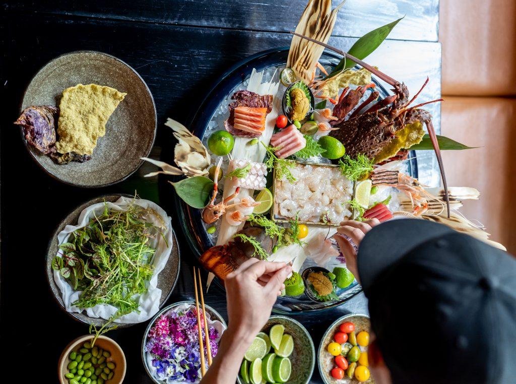 platter at sokyo