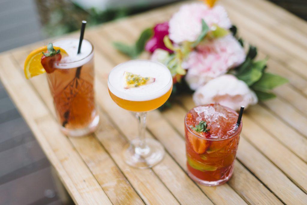 Seasonal Summer Cocktails